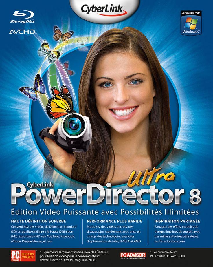 Cyberlink PowerDirector 8