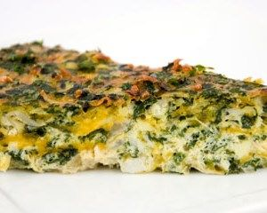 Spinach, Artichoke, and Crab Frittata | Quiche, Tart, Pizza and Savor ...