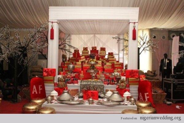 Eru Iyawo- The Yoruba Traditional Engagement Wedding List | Nigerian Wedding