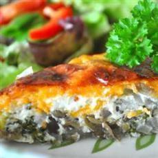 Lentil Quiche | Healthy Pescetarian - Lacto Ovo Pesce Vegetarian | Pi ...