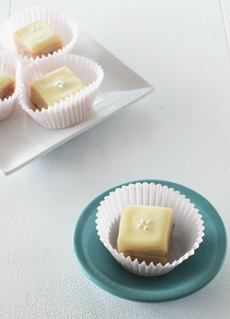Easy Easter Petit Fours - Cake 'n' Knife | Cake 'n' Knife (bl...