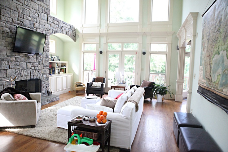 Gorgeous Family Friendly Living Room Living Rooms