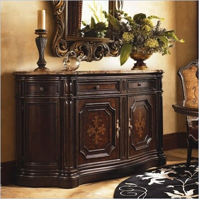dining room buffet as entry console entry foyer pinterest