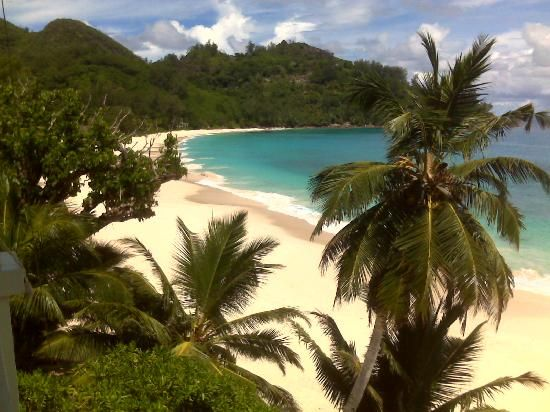 Mahé Island Seychelles