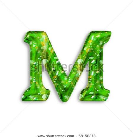 Green Letter m Logo Green Letter m Logo The Letter