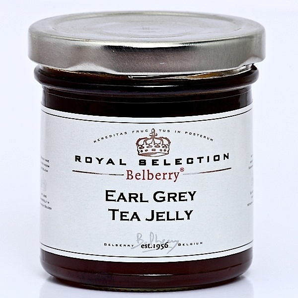 Belgique - Earl Grey Tea Jelly 160g | products I love | Pinterest