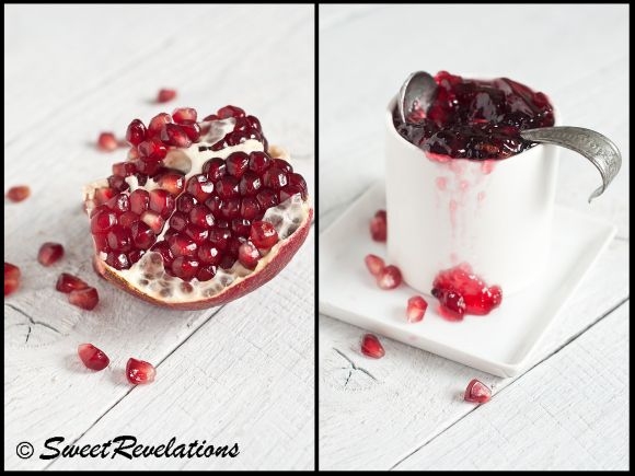 pomegranate jelly | Canning & Preserving | Pinterest