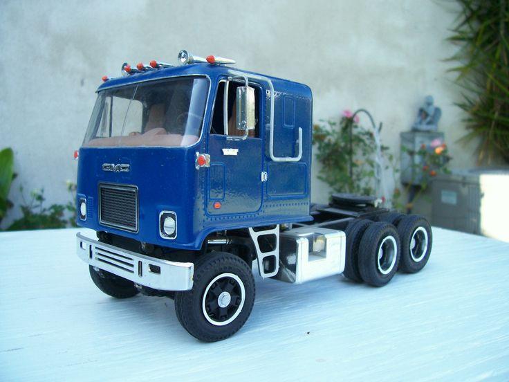 gmc model truck 1 25 scale truck models pinterest. Black Bedroom Furniture Sets. Home Design Ideas