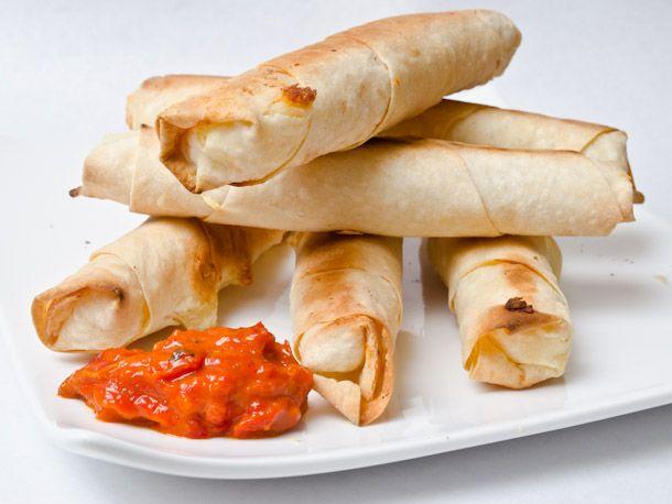 Potato and Cheese Sigara Burek from Serious Eats. http://punchfork.com ...