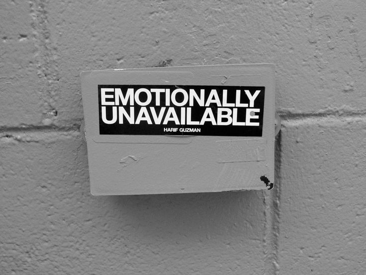 your customers emotionally unavailable