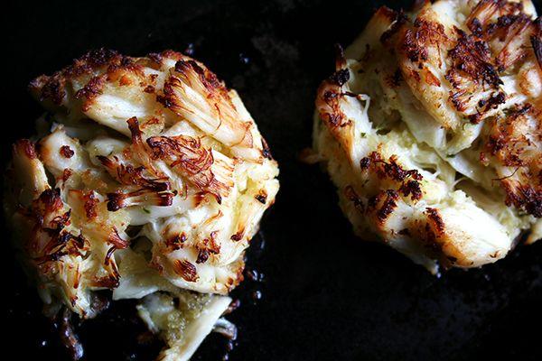 Maryland Crab Cakes | alexandra's kitchen