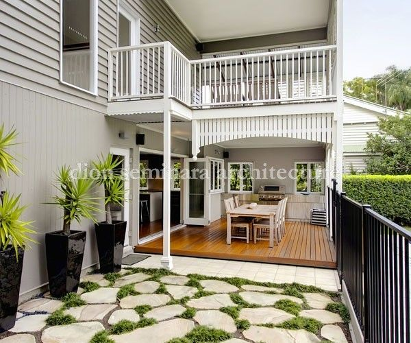 Home design image ideas queenslander home renovation ideas for Modern queenslander home designs