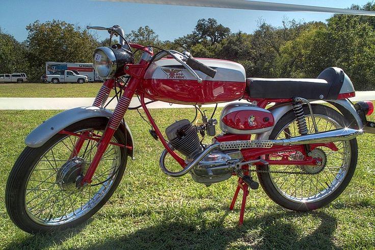 1964 Moto Morini Corsarino SS