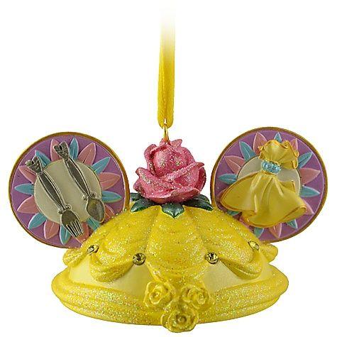 Ear Hat Belle Ornament