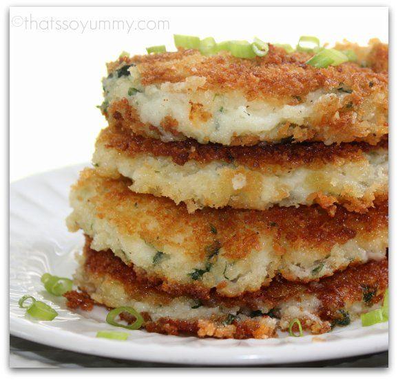 Potato Pancakes | COOKING! | Pinterest