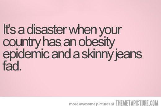 bahaha.  The conflicting truth.