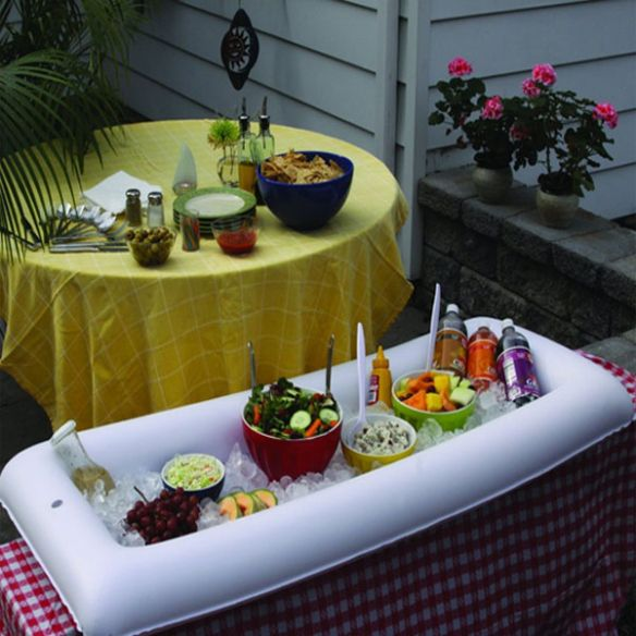 Fun Backyard Bbq Ideas : Backyards