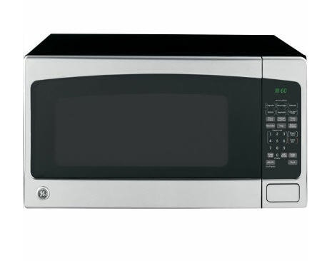 GE 2.0 cu. ft. Countertop Microwave in Stainless Steel--I need a new micro...maybe this??