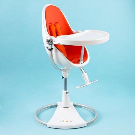 Bloom Fresco High Chair Rock Orange My Future Babies Pinterest
