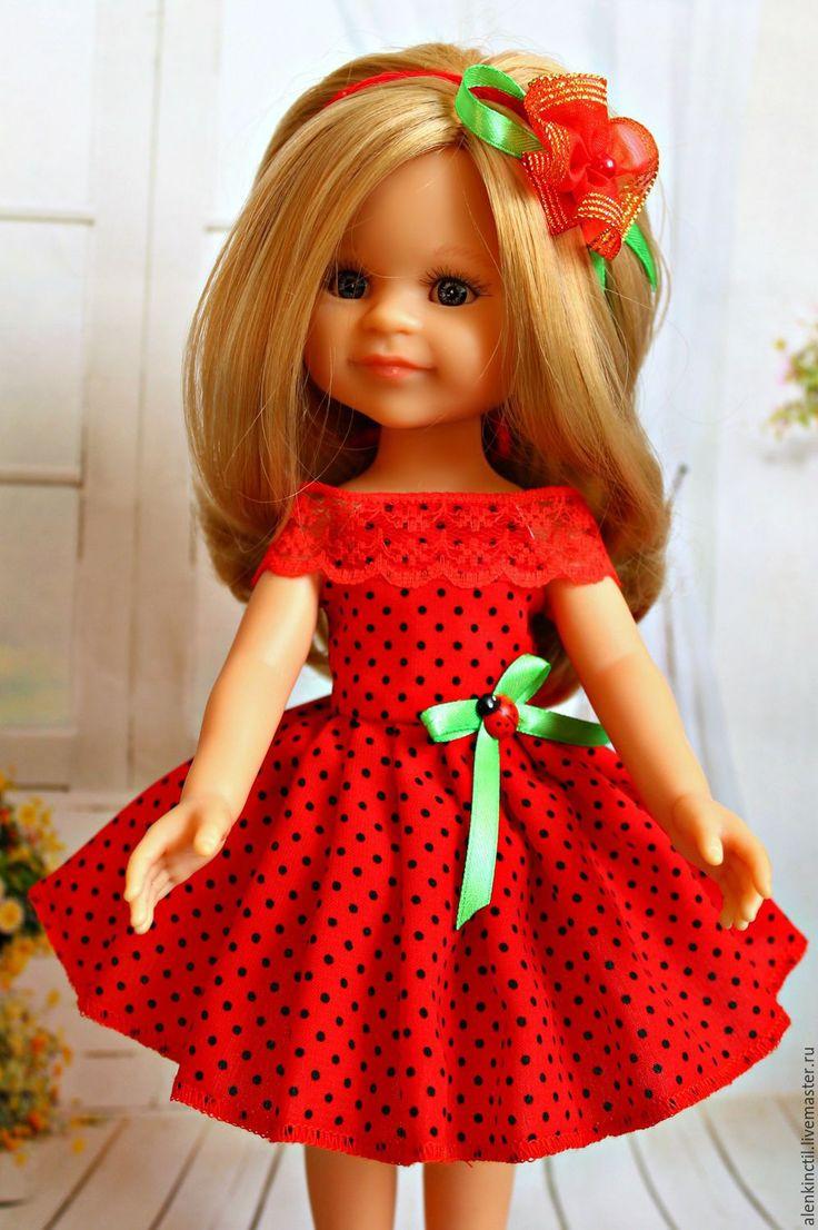 Для куклы своими руками очень легкий способ