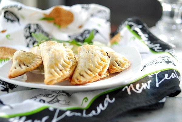 ... old tacos & burritos for dinner. Give these easy beef empanadas a try