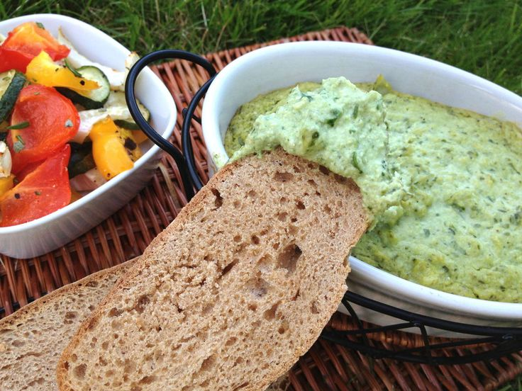 Creamy Artichoke Spinach Dip