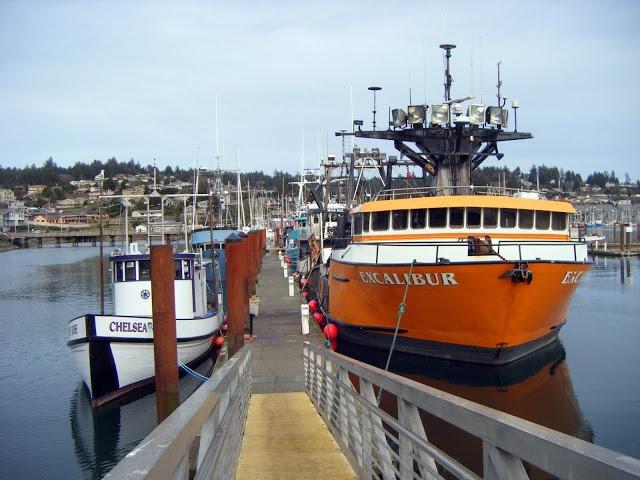 Newport oregon the world pinterest for Newport oregon fishing