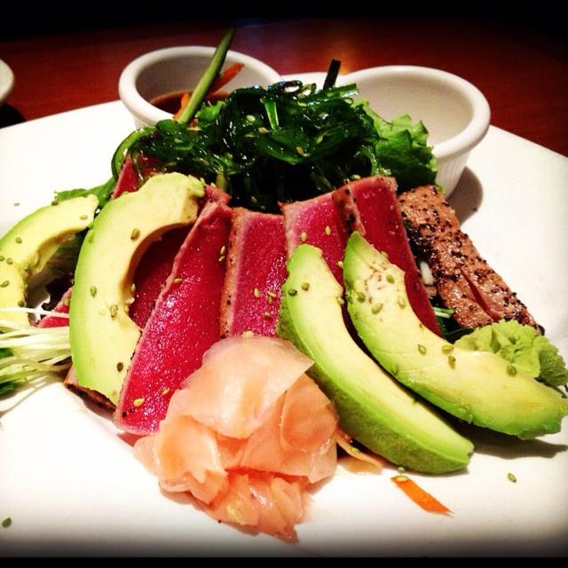 Seared Ahi Tuna | Munchies | Pinterest
