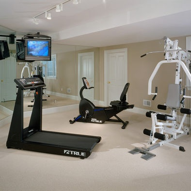 Home Gym Small Design Home Ideas Pinterest