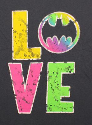 Batman Love