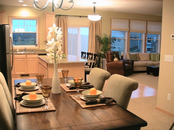 Open Kitchen And Great Room Ideas Home Is Where The