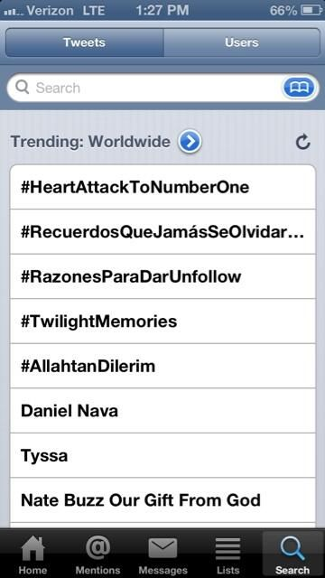 Twitter / ddlovato: Incredible!!! I love you guys!!! ...