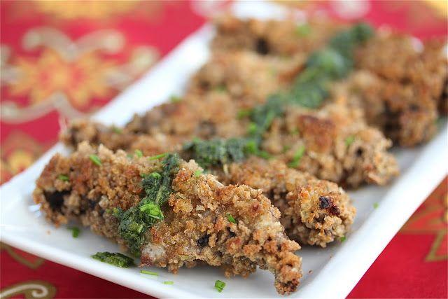 Baked Portobello Mushroom Fries {Secret Recipe Club} - Jeanette's ...