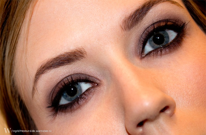 Makeup for brown eyes pinterest