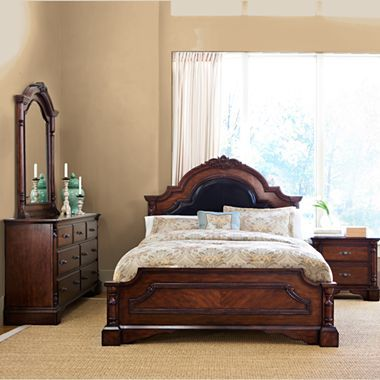 renaissance bedroom collection jcpenney