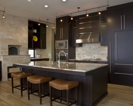 Kitchen Island With Oven Design, Pictures, Remodel, Decor and Ideas ...