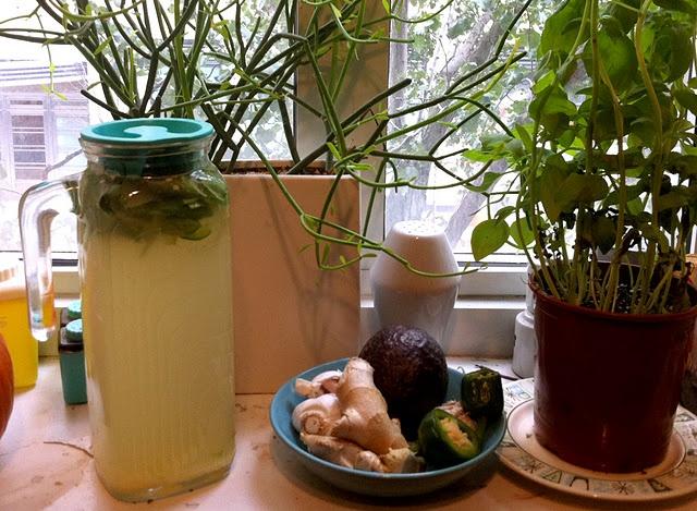 Spicy Lemonade | Drinx | Pinterest