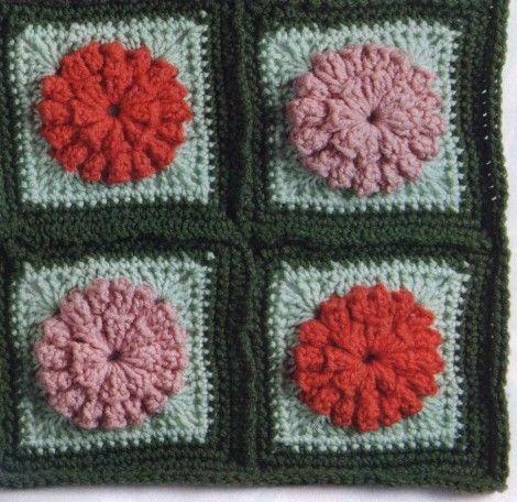 Plaid Crochet Afghan How To Crochet