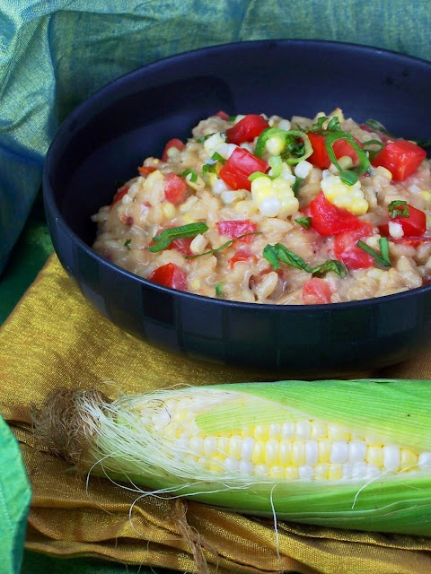 sweet corn risotto | Salads, Side Dishes & Appetizers etc... | Pinter ...