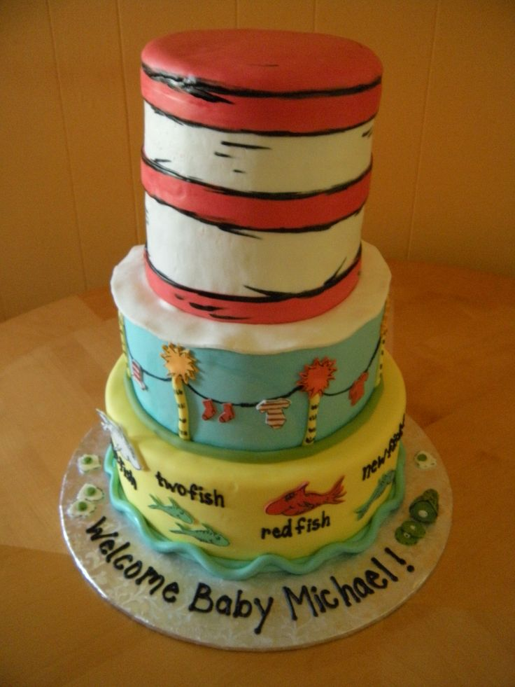 dr seuss baby shower dr seuss themed baby shower cake march 18