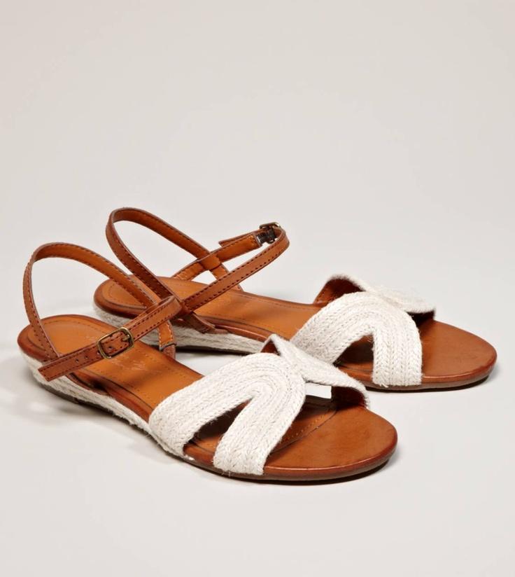 AEO Mini Wedge Sandal