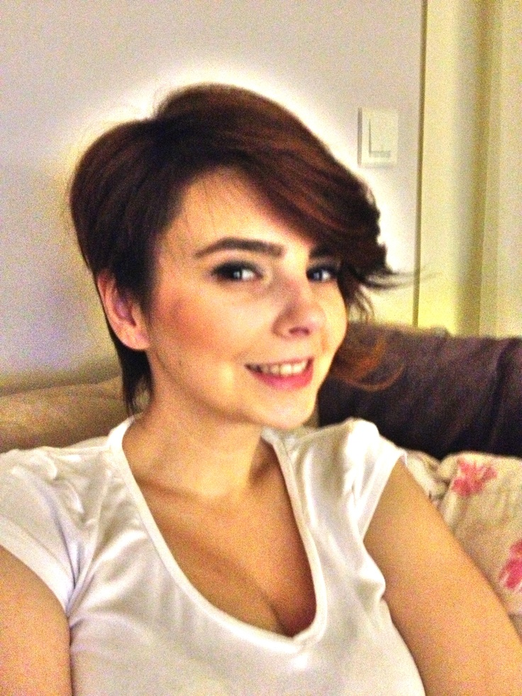 Www New Hair Cut Com : My new haircut Personal belongings with you Pinterest