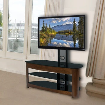 Tv stand costco big ideas for a small space pinterest - Tv stands small spaces ideas ...