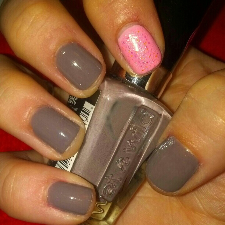 Pink and brown nail inspiration pinterest for 3d nail salon midvale utah