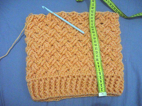 Interweave Slouch Hat - Meladoras Creations Free Crochet Patterns ...