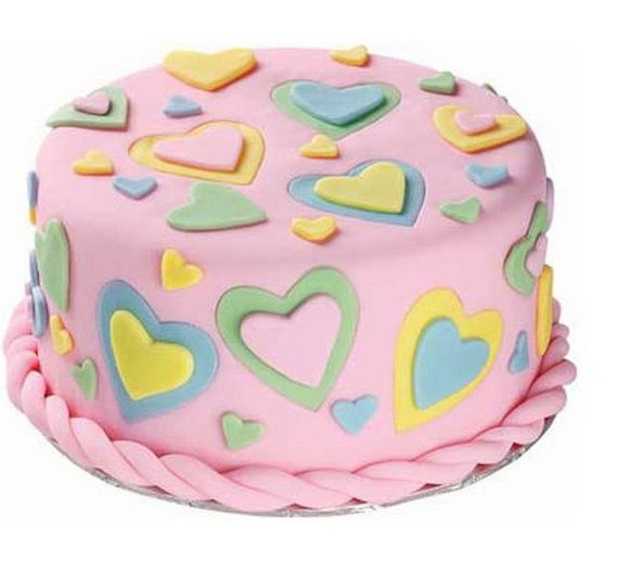 Valentine S Day Cake Decorating Ideas : Pinterest