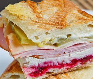 Roast Turkey Cuban Sandwich | Recipe