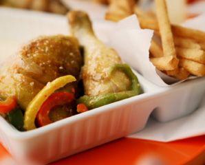 Chicken basquaise | Recettes salées * salty food | Pinterest