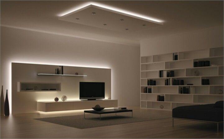 Indirect led lighting luz indirecta pinterest - Luz indirecta ...