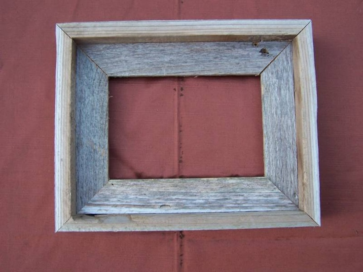 DIY Picture Frames Pallet Crafts Pinterest